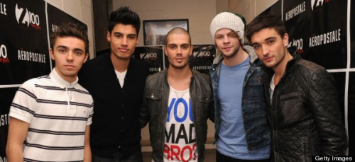 The Wanted: We Love Lindsay Lohan